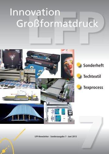 Innovation Großformatdruck - Creact.com