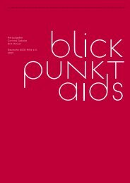 Download (6,5 MB) - Aids-Hilfe - Deutsche AIDS-Hilfe e.V.