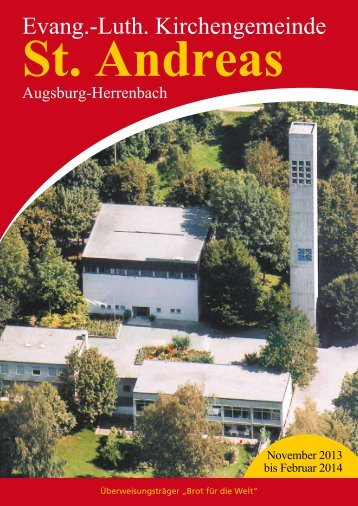 2 - Evang.-Luth. Kirchengemeinde St. Andreas Augsburg