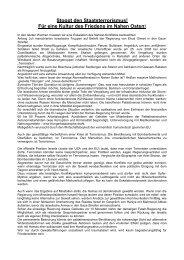 Flugblatt gegen den Krieg im Nahen Osten vom 20. Juli 2006