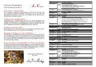 Dritter Advent – Gaudete-Sonntag Beichtgelegenheit und ... - St. Lukas
