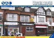 Evington Road, Leicester Price £339,950 Price £339,950 - Vebra