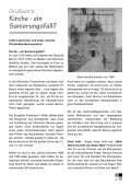 Aktuelle Pfarrbrief Nr. 148 01/13 - von April 2013 ... - Pfarrei St. Benno - Page 3
