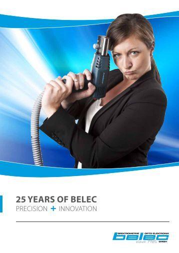 25 Years of Belec - belec.de