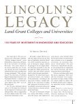 Lincoln's Legacy - Carnegie Corporation of New York - Page 5