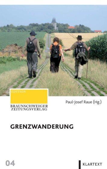 Grenzwanderung - Klartext Verlag