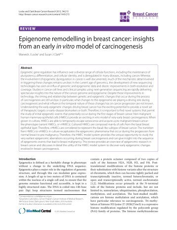 PDF - Breast Cancer Research