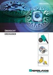 Drehgeber Übersicht - Pepperl+Fuchs