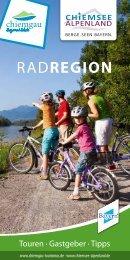 Radregion-Touren-Gastgeber-Tipps - Tomas