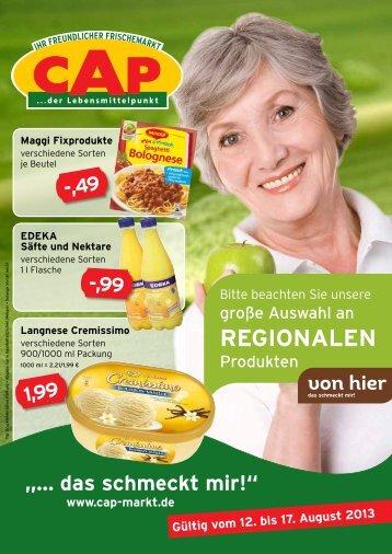 Wochenangebot KW 33 - Lebenshilfe Rastatt Murgtal