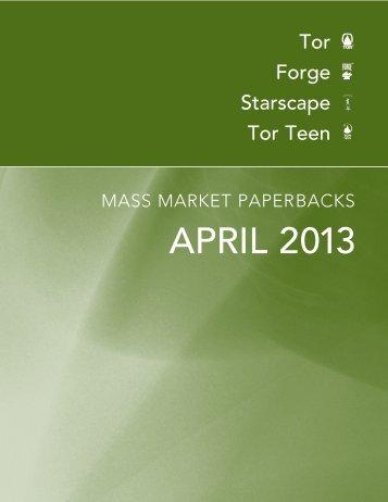 April 2013 - Macmillan