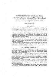 Meddelelser fra Dansk Geologisk Forening 1952, bind 12, hæfte 2, s ...