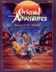 Blood of the Yakuza - Free
