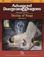 Destiny of Kings - Free
