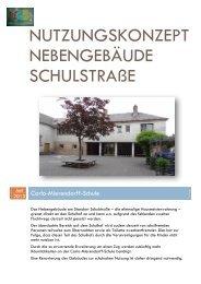 Nutzungskonzept - Carlo-Mierendorff-Schule