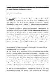 Rede von Landrat Hanns Dorfner anlässlich des ... - Landkreis Passau