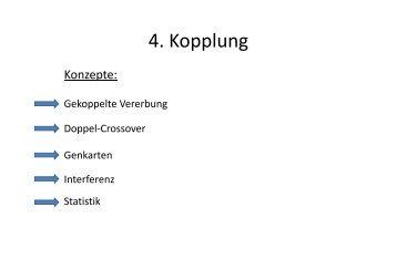 4. Kopplung - OpenWetWare