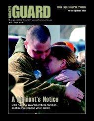 New Title - Ohio National Guard - State of Ohio
