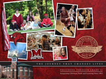Minnehaha Academy Viewbook (pdf)
