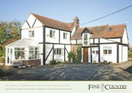 Mill Cottage | CoMMon lane | Corley Moor ... - Fine & Country