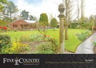 Springhill 18 Fieldgate Lane | Kenilworth ... - Fine & Country