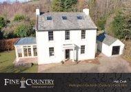 Hall Croft Wellington | Gosforth | Cumbria | CA20 1BH - Fine & Country