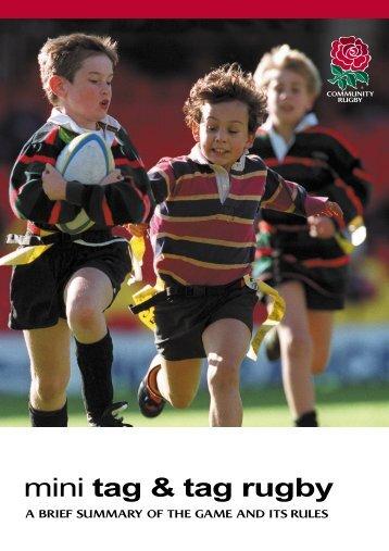 mini tag & tag rugby - Ubertor