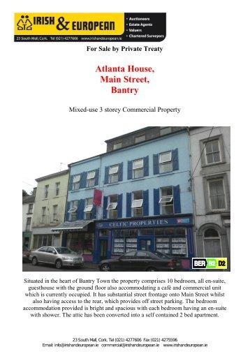 Atlanta House, Main Street, Bantry - MyHome.ie
