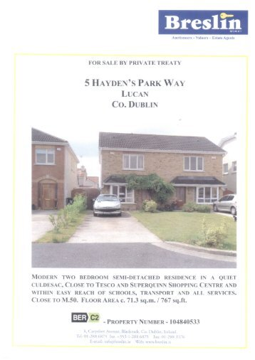 Brochure 5 Haydens Park Way - 2013.pdf - MyHome.ie