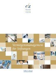 Flyer (pdf) - Stifterverband für die Deutsche Wissenschaft