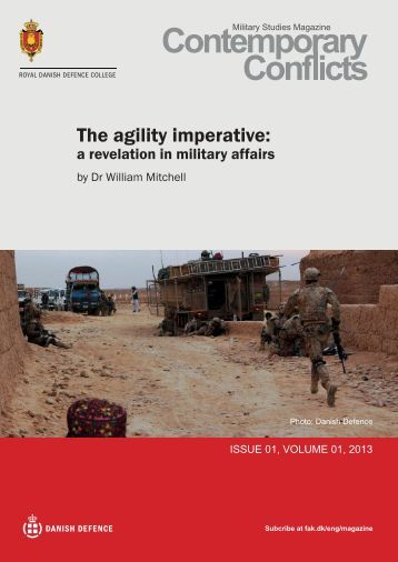 The agility imperative - a revelation in military affairs.indd