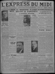 14 novembre 1934 - Bibliothèque de Toulouse