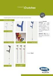 Crutches - Invacare