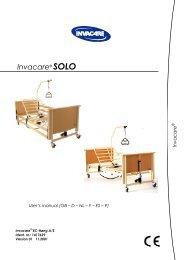 Solo Pflegebett.pdf - Invacare