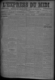 16 Juin 1902 - Bibliothèque de Toulouse