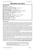 Steyning & District Newsletter June 2013 - u3asitec.org.uk - Page 2