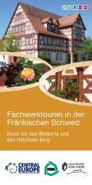Fachwerktouren in der Fränkischen Schweiz - Landkreis Forchheim