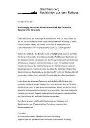 Hochrangig besetzter Beirat unterstützt das Deutsche Spielearchiv ...