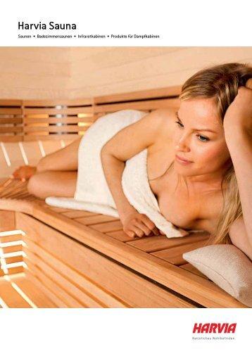 Standardsauna Harvia - Sauna World