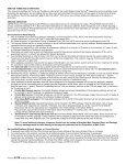 Premium Forwarding Service® (PFS®) Application - USPS.com - Page 4
