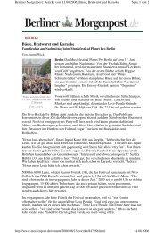 Planet pro Berlin 2006 1