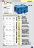 Lager- und Transportbehälter – falt- und klappbar - Page 2