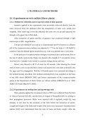 cryopreservation of wels catfish (silurus glanis) - Szent István Egyetem - Page 5
