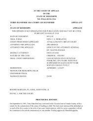95-KA-01134 COA - Mississippi Supreme Court
