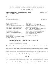 2011-CP-01870-COA - Mississippi Supreme Court