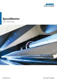 SpeedWasher De-ashing