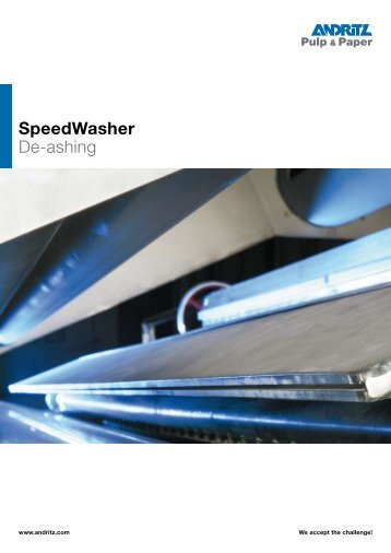 SpeedWasher De-ashing
