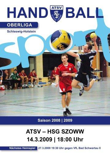 Download hier - ATSV Stockelsdorf | Handball-Herren - Arttmedia