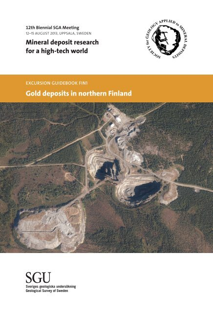 Gold Deposits In Northern Finland Arkisto Gsf Fi