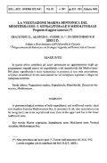 La Vegetazione - UnissResearch - Page 4